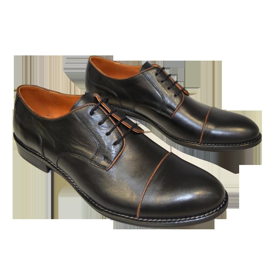 Pantofi eleganti barbatesti piele neagra