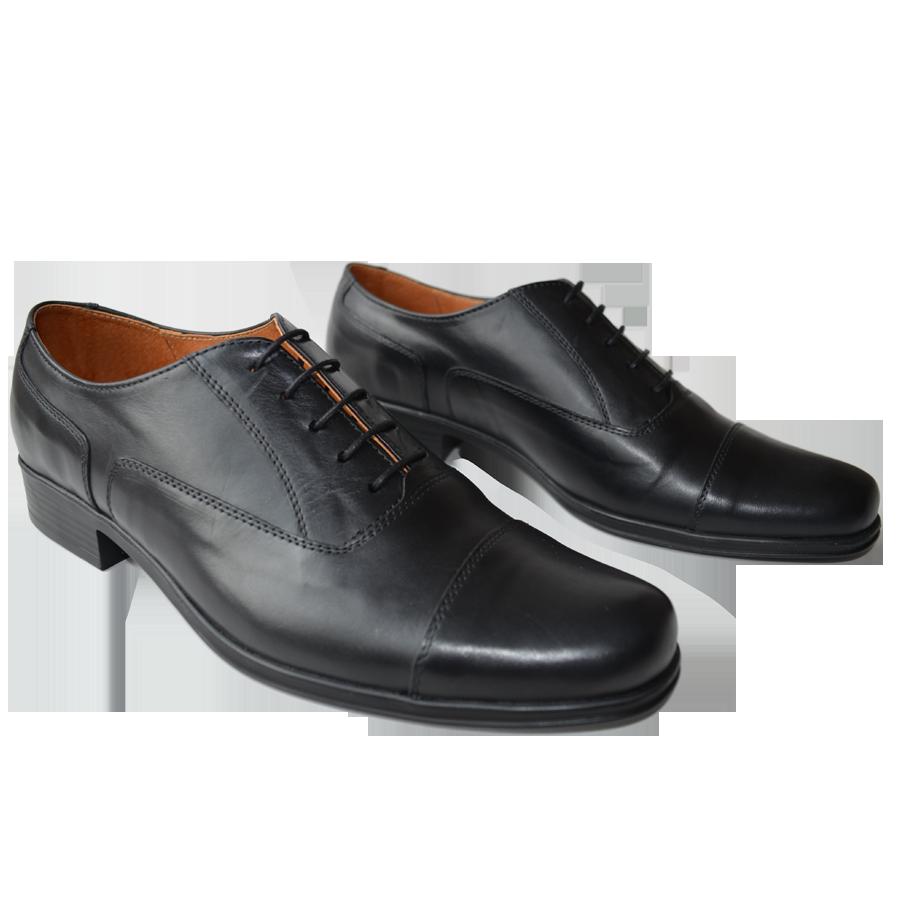 Pantofi barbatesti eleganti piele negri
