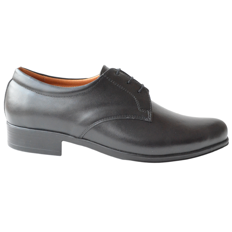 Pantofi eleganti piele negri