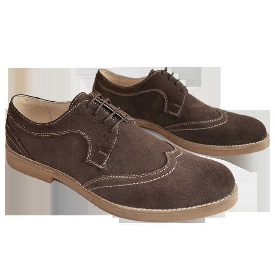 Pantofi barbatesti piele maro