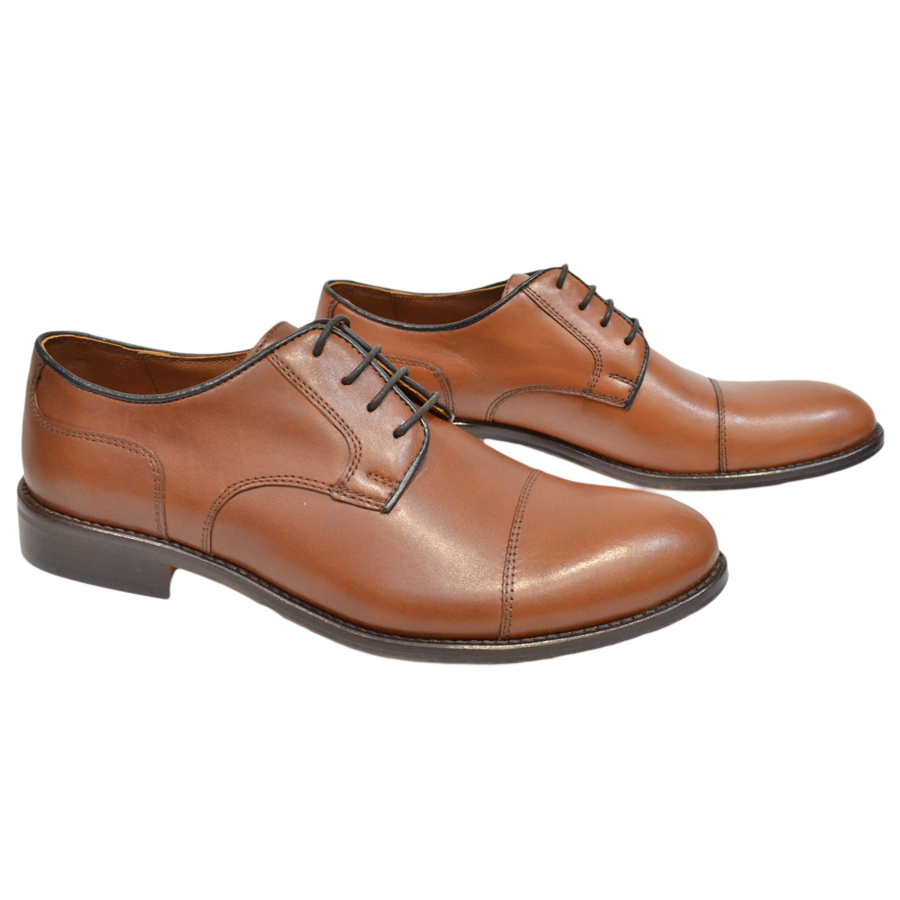 Pantofi barbatesti eleganti piele maro