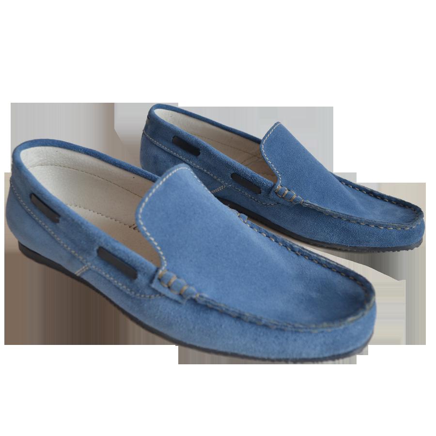 Scarpi barbatesti albastri