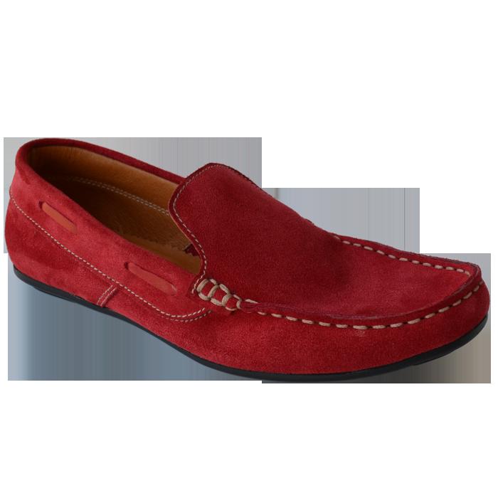 Scarpi barbatesti rosii