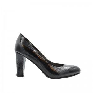 Pantofi de dama negru cu toc